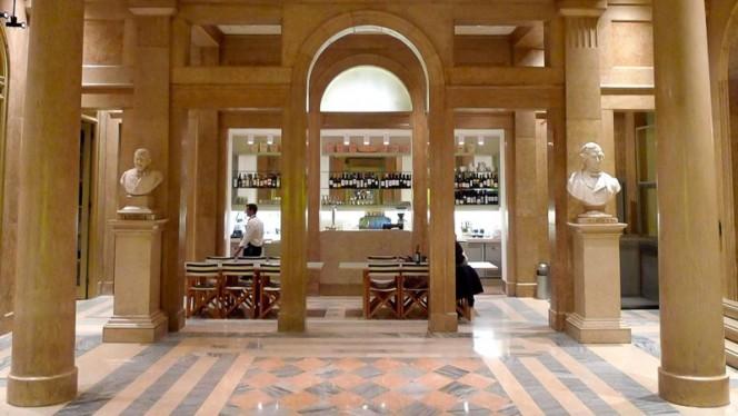 Sala - Café Garrett, Lisboa