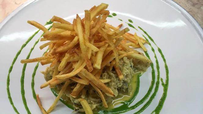 Sugestão do chef - Café Garrett, Lisboa