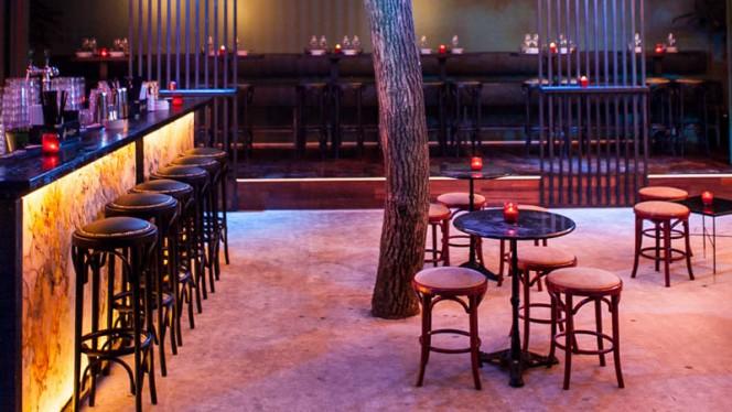 Restaurant - Chin Chin Club, Amsterdam