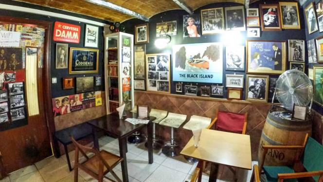Vista de la sala - Club Precio Único, Barcelona