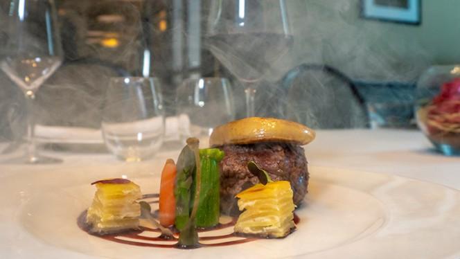 Sugerencia del chef - Restaurante Casino Gran Vía, Madrid