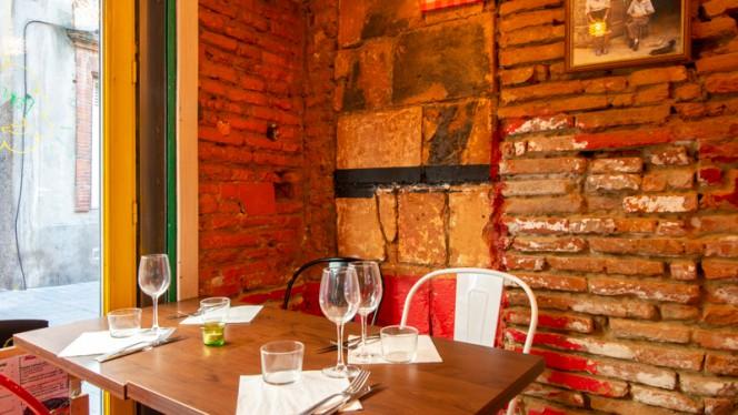 Salle du restaurant - Parcero, Toulouse