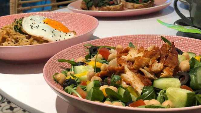 Noodles en Salade - Peckish, Den Haag