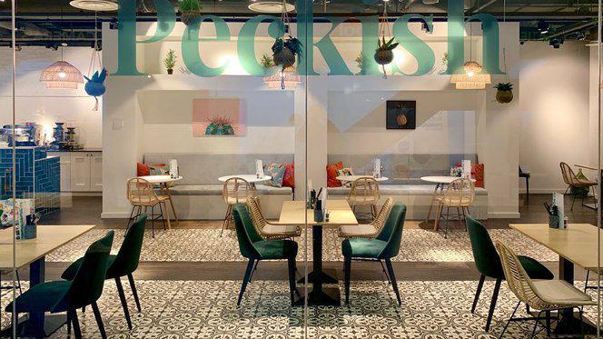 Restaurant - Peckish, Den Haag