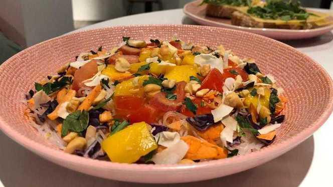 Salade - Peckish, Den Haag