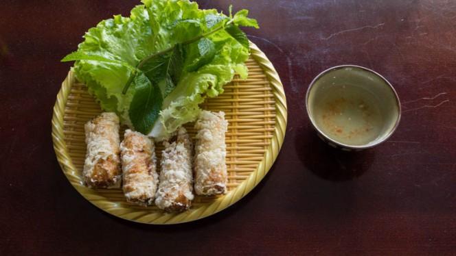 Suggestion du Chef - Bonjour Vietnam, Lyon