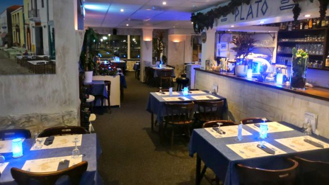 Binnenkomst new - Grieks restaurant Plato Amsterdam, Amsterdam