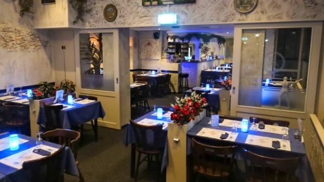 Hoge ruimte new - Grieks restaurant Plato Amsterdam, Amsterdam