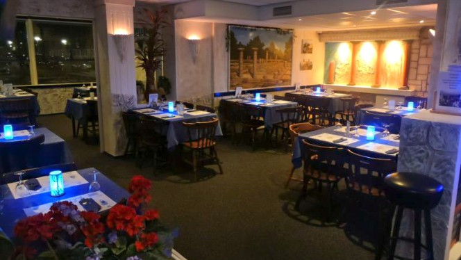 Knossos new - Grieks restaurant Plato Amsterdam, Amsterdam