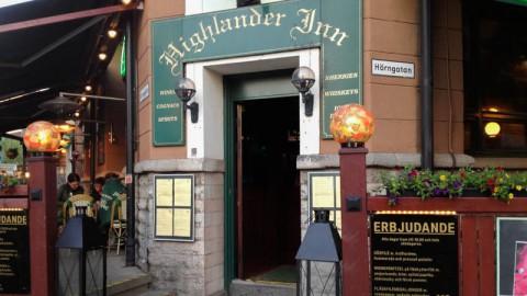 Highlander Inn, Norrköping