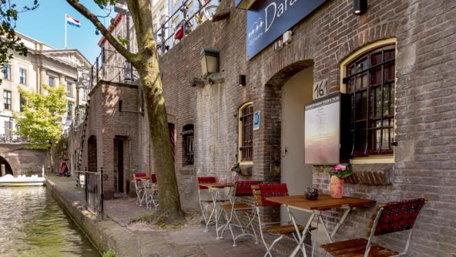 Entrée - Sarban Afghaans Restaurant, Utrecht