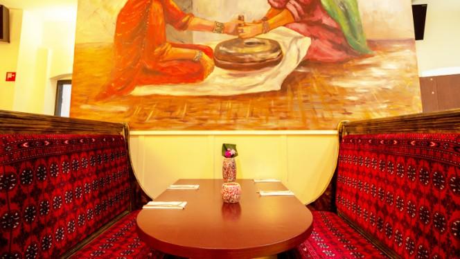 Vue de la salle - Sarban Afghaans Restaurant, Utrecht
