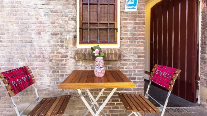 Vue de la terrasse - Sarban Afghaans Restaurant, Utrecht