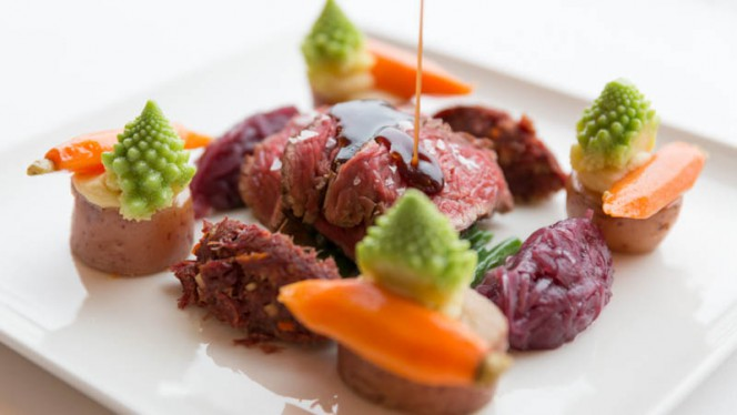 Specialiteit van de chef - Grand Café 1884, Amsterdam