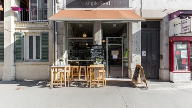Entrée - Simple Food, Lyon