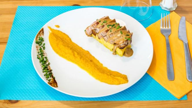 Suggestion de plat - Simple Food, Lyon