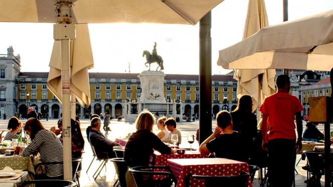 Esplanada - Can The Can, Lisboa