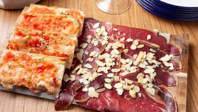 Sugerencia del chef - Taberna de la Reina, Madrid