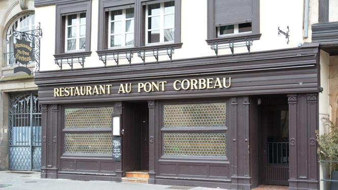 restaurant - Au Pont Corbeau, Strasbourg