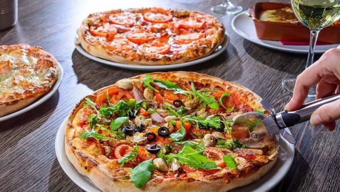 Sugerencia del chef - Pizzeria Carlos, Zaragoza