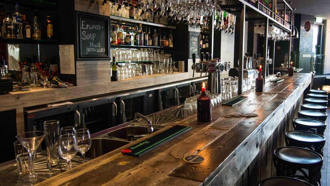 Bar - Apartt Steaks & Fondue, Rotterdam