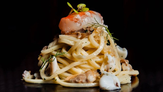 Specialità dello Chef - The Stage Dining, Milan