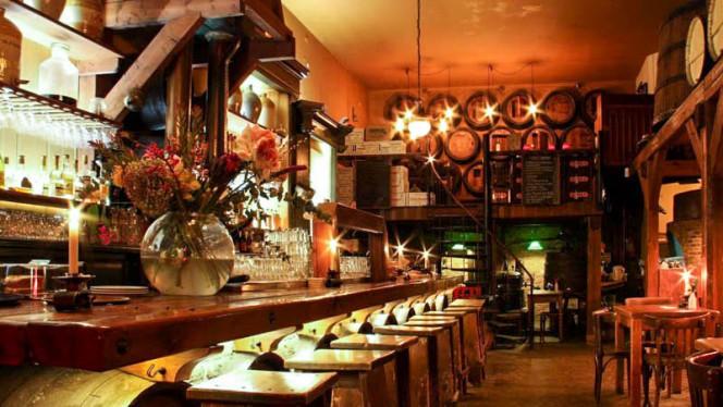 Het restaurant - Proeflokaal A. van Wees, Amsterdam