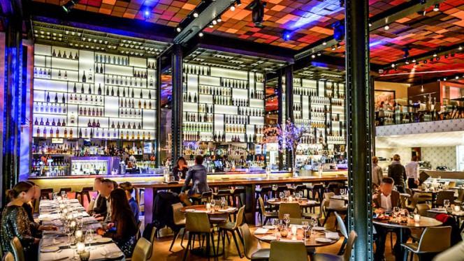 Het restaurant - Kitchen & Bar Van Rijn, Amsterdam