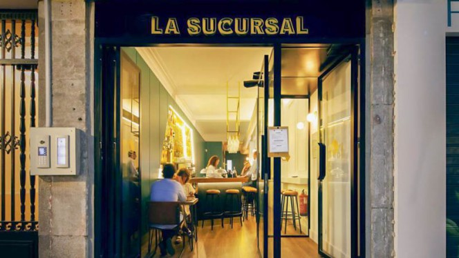 La Sucursal 8 - La Sucursal, Madrid
