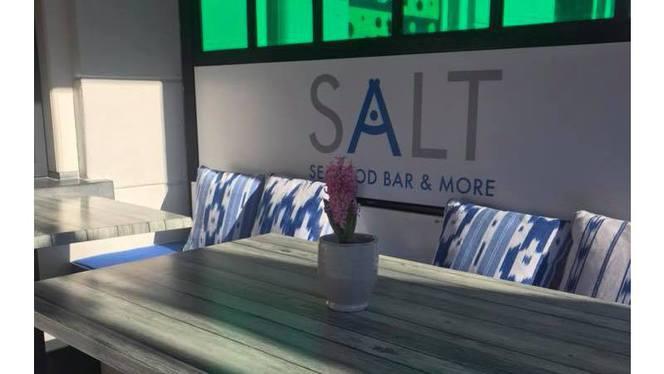 Salt Seafood Bar - Salt Seafood Bar, Oisterwijk