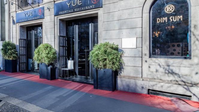 Entrata - Yue, Milan