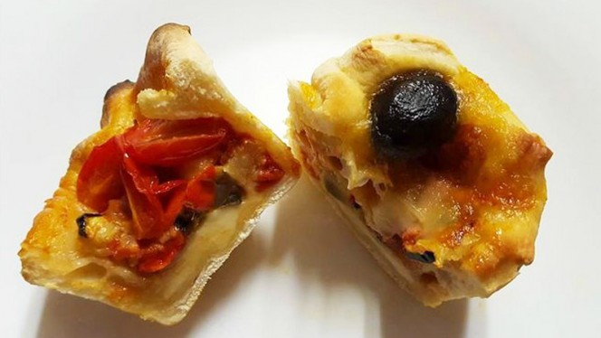 Pizzas - Le Jardín d'Edén, Valencia