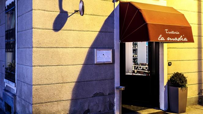 Entrata - La Madia, Turin