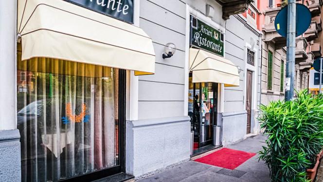 Entrata - Arcieri, Milan