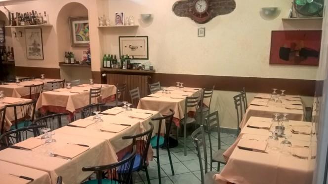Sala - Amo Pizza, Milan