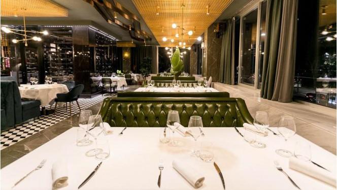 Sala 2 - Top Carne, Milan