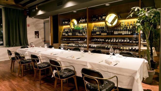 Sala 4 - Top Carne, Milan