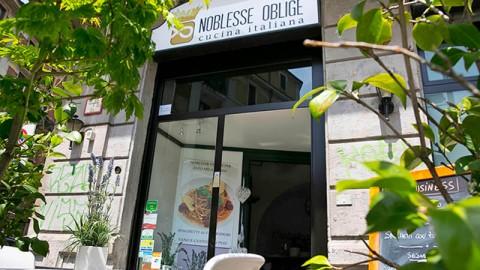 Noblesse Oblige, Milan
