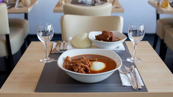 Gerecht - Mama Essi African Restaurant, Rotterdam