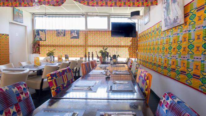 Restaurant - Mama Essi African Restaurant, Rotterdam