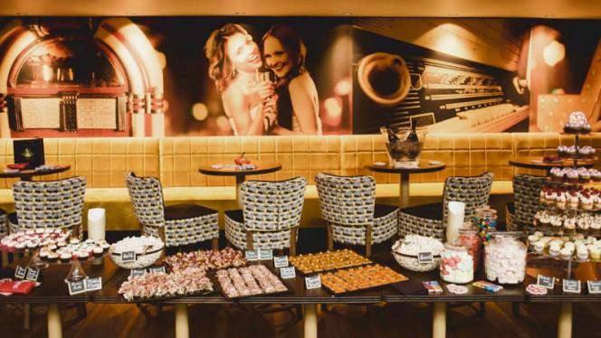 Buffet dinatoire sur commande - Singing Studio Lounge, Lille