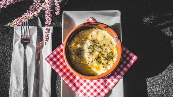 Sugerencia del chef - Bocca di Bonifacio - Ausiàs Marc, Barcelona