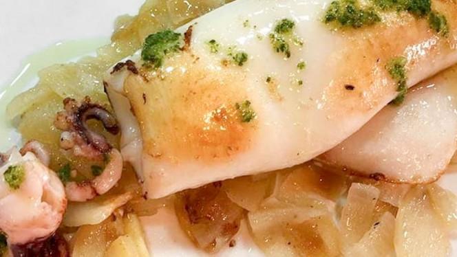 Sugerencia del chef - Sanaa, Barcelona