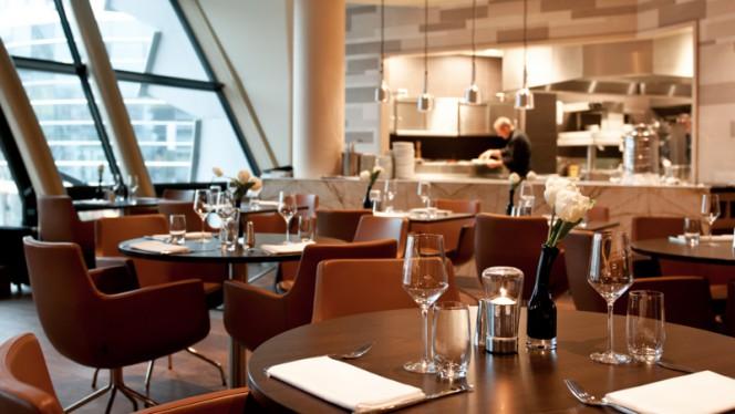 Interieur restaurant - Holland Casino Scheveningen, Den Haag
