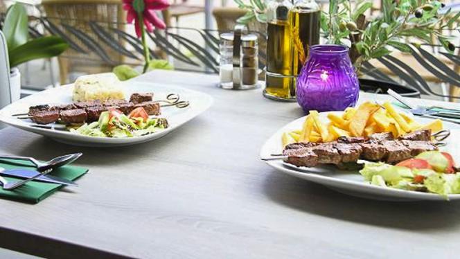 suggestie van de chef - Restaurant Olijfje, Amsterdam
