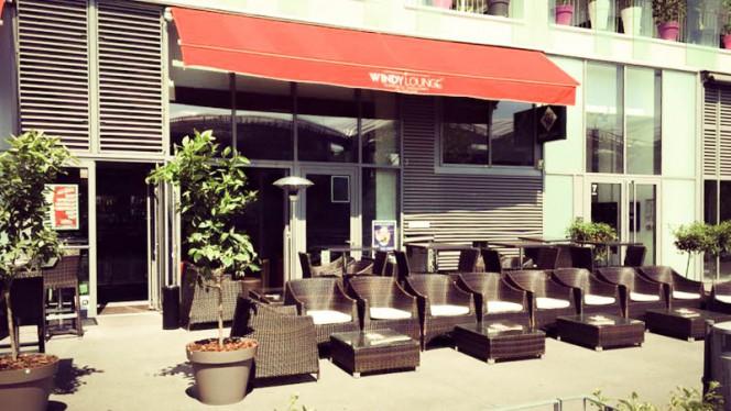 terrasse - Bar Windy Lounge, Lyon