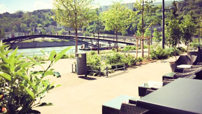 vues - Bar Windy Lounge, Lyon