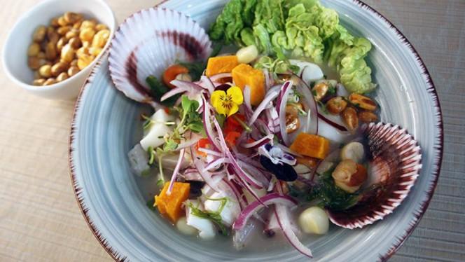 Sugerencia del chef - Panqa, Barcelona