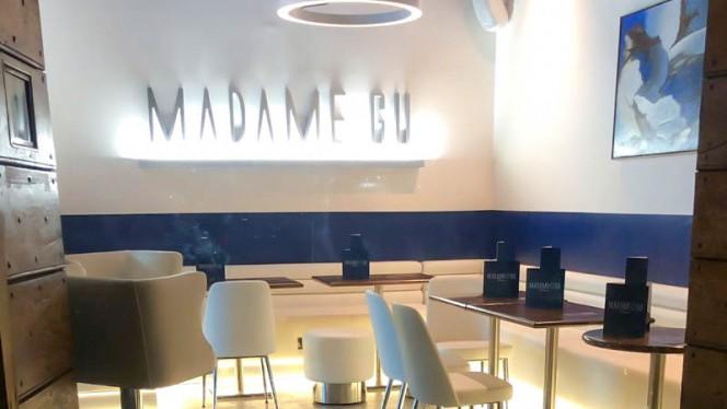 Veduta dell interno - Madame Gu, Rome