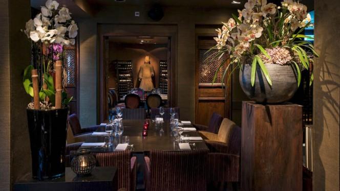 Het restaurant - CHANG-I, Amsterdam